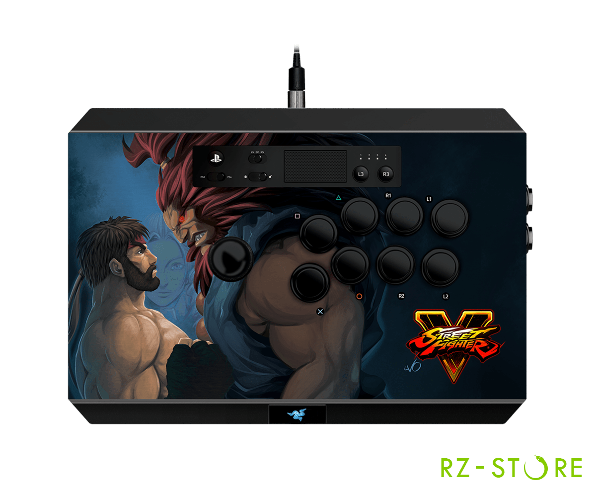 Panthera Street Fighter V RZ06-01690200-R3G1 в фирменном магазине Razer