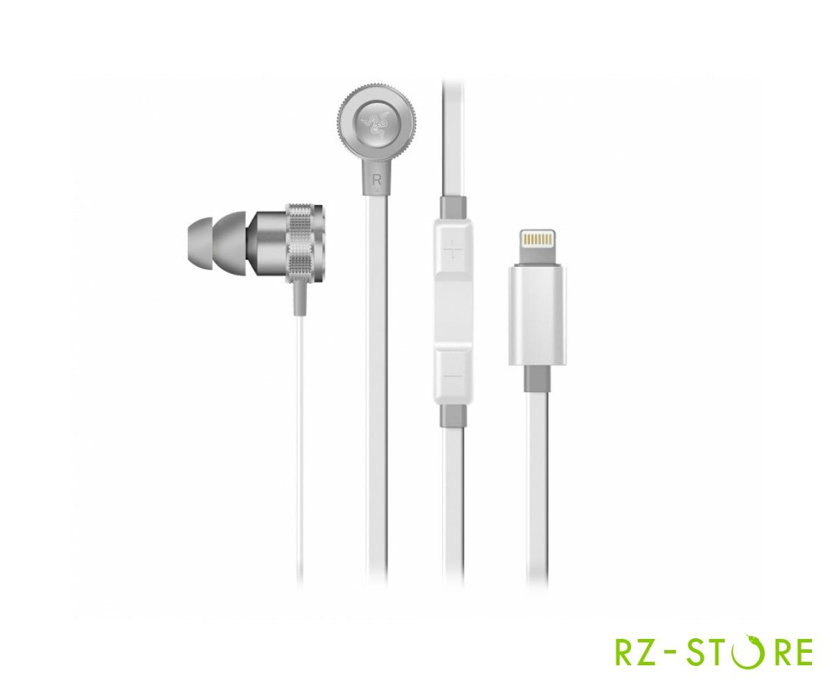 Hammerhead for iOS Mercury White RZ04-02090200-R3M1 в фирменном магазине Razer