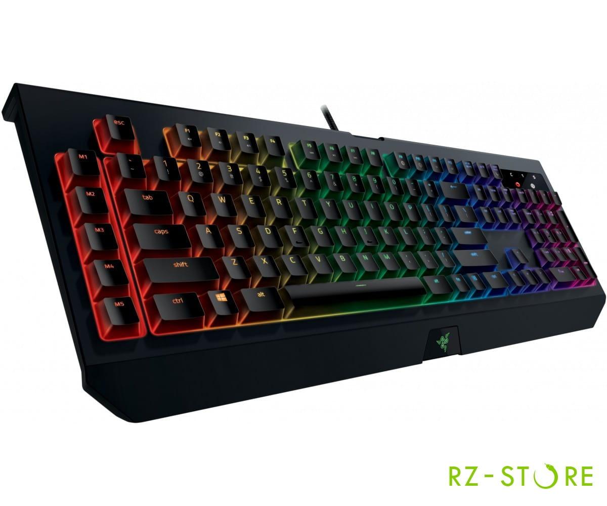 BlackWidow ChromaV2(Yellow Switch) RZ03-02032300-R3M1 в фирменном магазине Razer