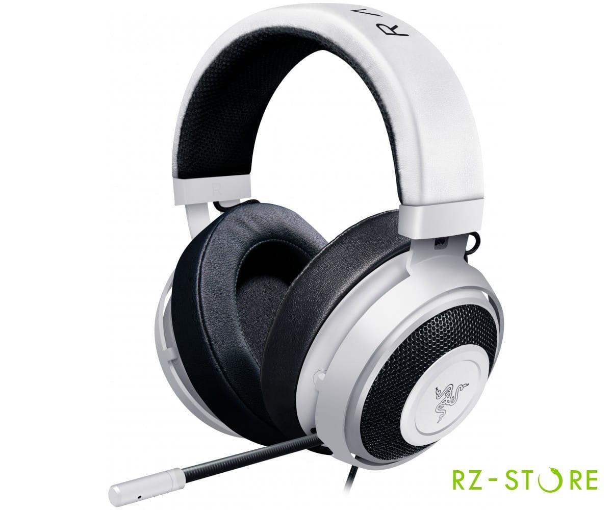 Kraken Pro V2 Oval White RZ04-02050500-R3M1 в фирменном магазине Razer