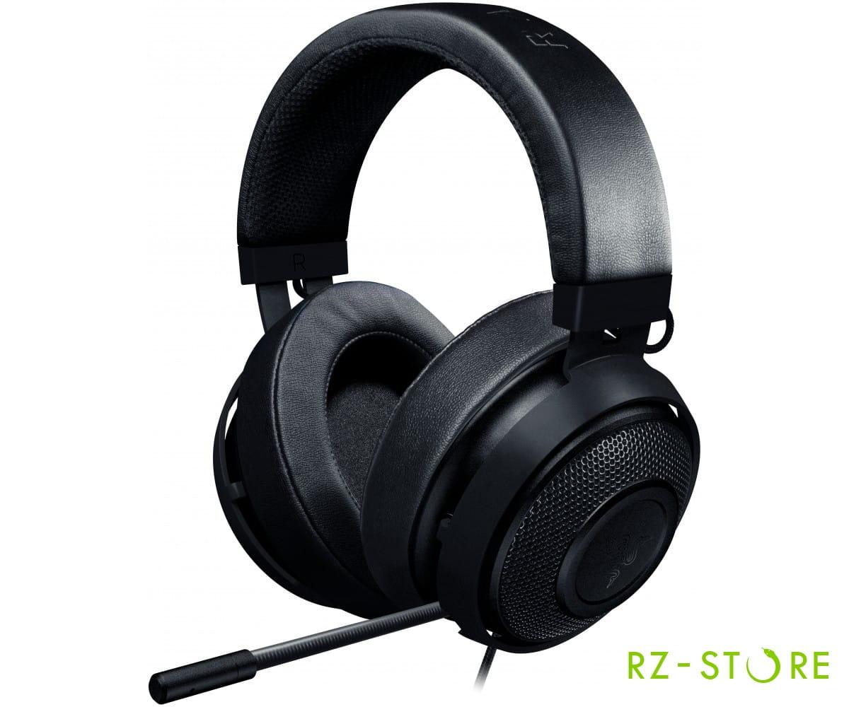 Kraken Pro V2 Oval Black RZ04-02050400-R3M1 в фирменном магазине Razer