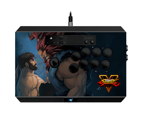 Контроллер Razer Panthera Street Fighter V