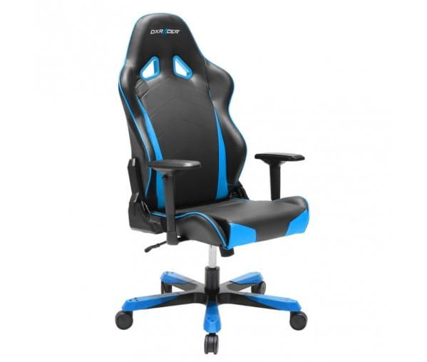 Игровое кресло DXRacer Tank OH/TS29/NB (Black/Blue)