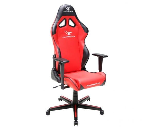Игровое кресло DXRacer Special Edition OH/RZ175/RN/MOUZ/DX (Red/Black)