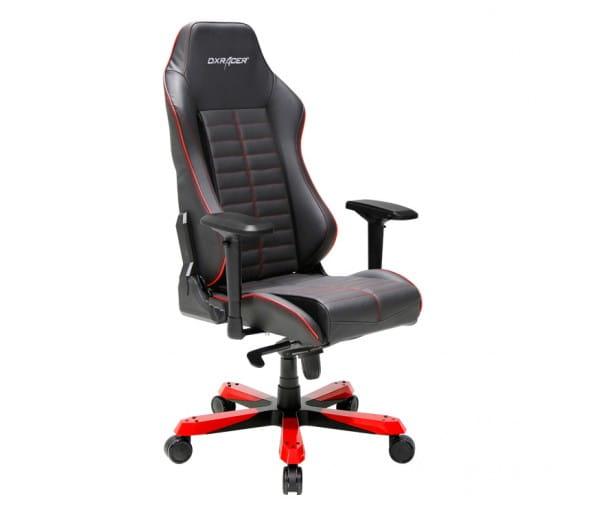 Игровое кресло DXRacer Iron OH/IS188/NR (Black/Red)