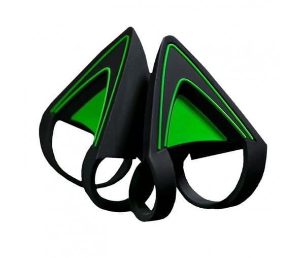 Насадки для наушников Razer Kitty Ears Green