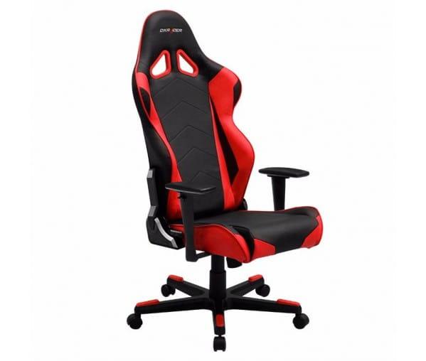Игровое кресло DXRacer Racing OH/RZ0/NR (Black/Red)