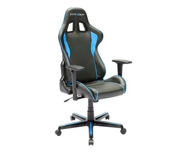 Игровое кресло DXRacer Formula OH/FH08/NB (Black/Blue)