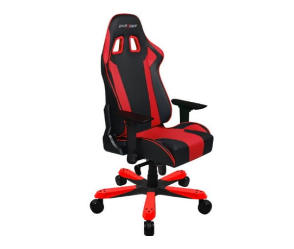 Игровое кресло DXRacer King OH/KS06/NR (Black/Red)
