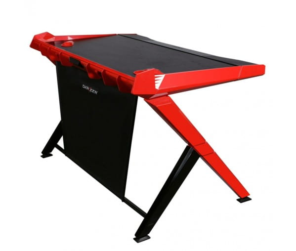 Геймерский стол DXRacer Gaming Desk GD/1000/NR (Black/Red)