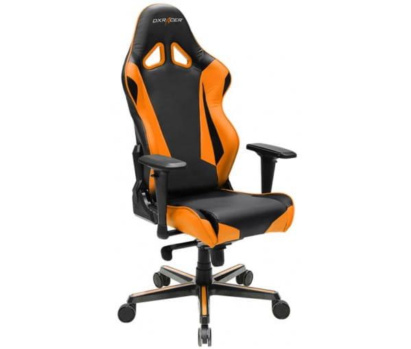Игровое кресло DXRacer Racing OH/RV001/NO (Black/Orange)