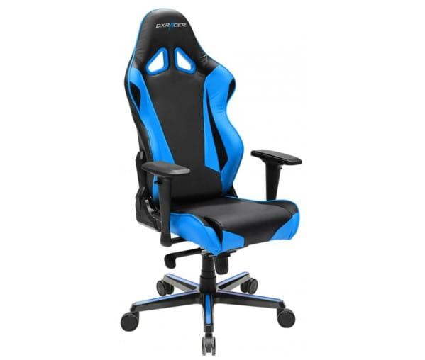 Игровое кресло DXRacer Racing OH/RV001/NB (Black/Blue)