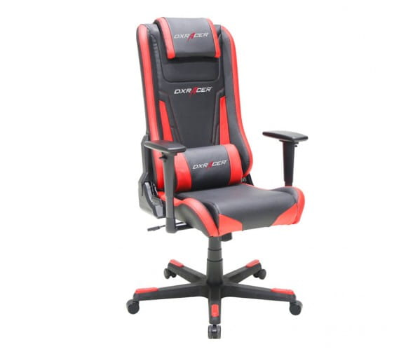 Офисное кресло DXRacer Elite OH/EA01/NR (Black/Red)