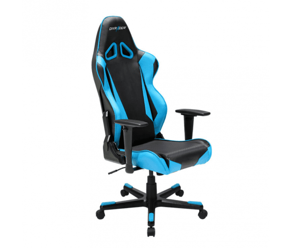 Игровое кресло DXRacer Racing OH/RB1/NB (Black/Blue)