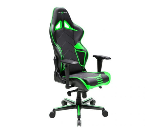 Игровое кресло DXRacer Racing OH/RV131/NE (Black/Green)