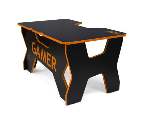 Геймерский стол Generic Comfort Gamer2/NO (Black/Orange)