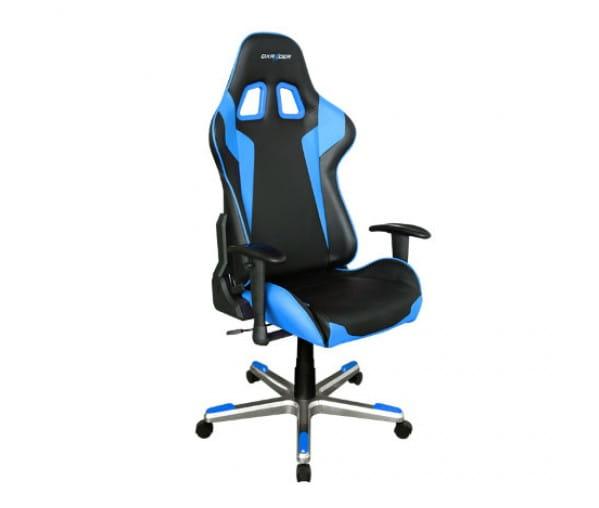 Игровое кресло DXRacer Formula OH/FL00/NB (Black/Blue)