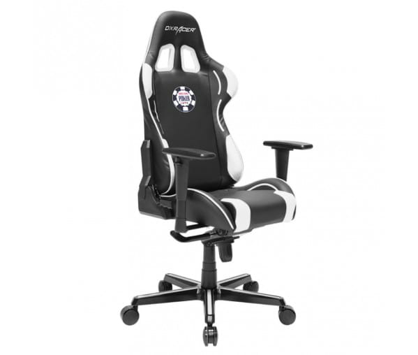 Игровое кресло DXRacer Special Edition OH/FY181/NW/POKER (Black/White)