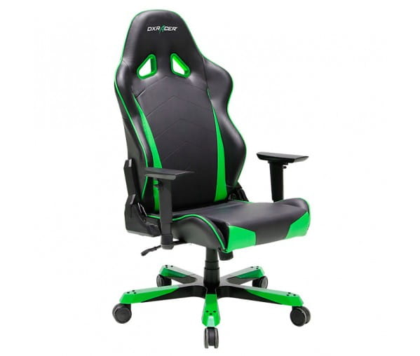 Игровое кресло DXRacer Tank OH/TS29/NE (Black/Green)