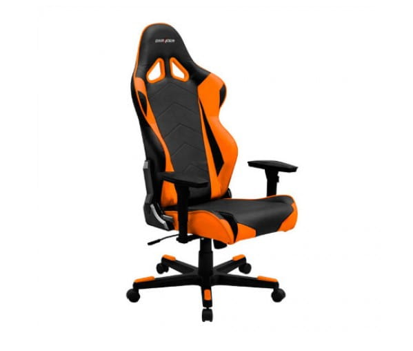 Игровое кресло DXRacer Racing OH/RZ0/NO (Black/Orange)
