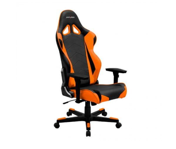 Игровое кресло DXRacer Racing OH/RZ0/NO (Black/Orange)
