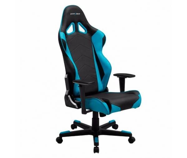 Игровое кресло DXRacer Racing OH/RZ0/NB (Black/Blue)