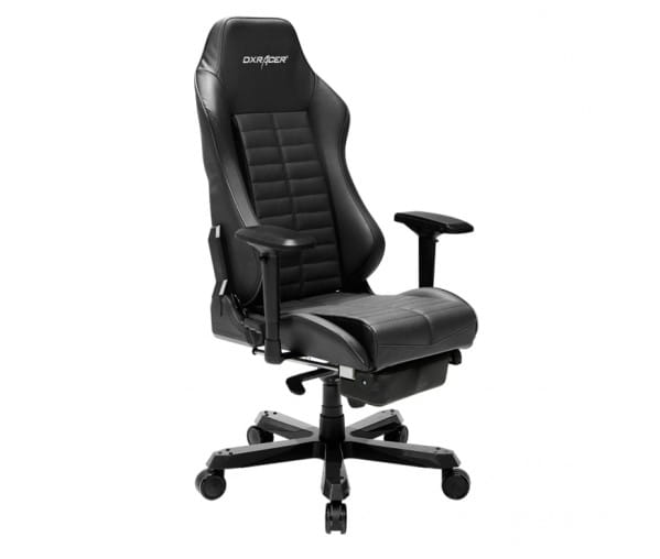 Игровое кресло DXRacer Iron OH/IS133/N/FT (Black)
