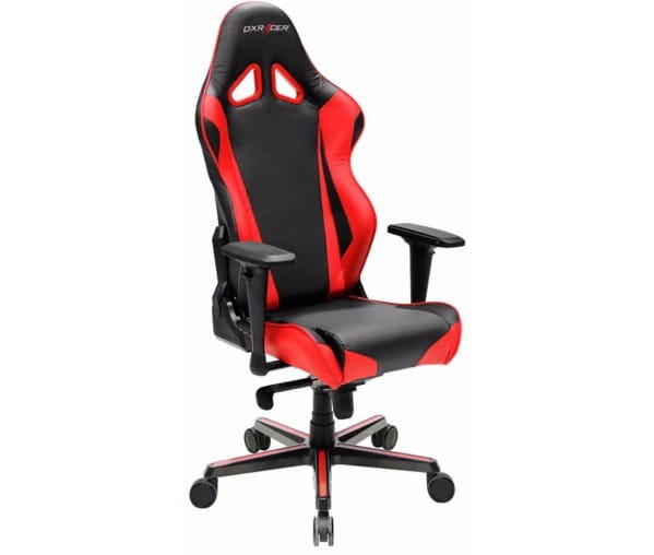 Игровое кресло DXRacer Racing OH/RV001/NR (Black/Red)