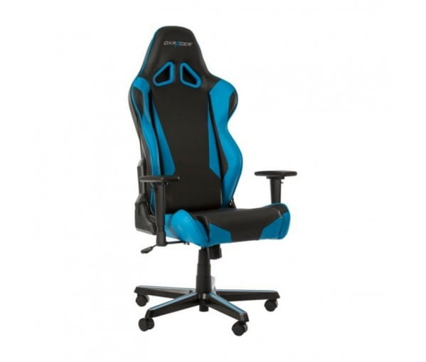 Игровое кресло DXRacer Racing OH/RM1/NB (Black/Blue)