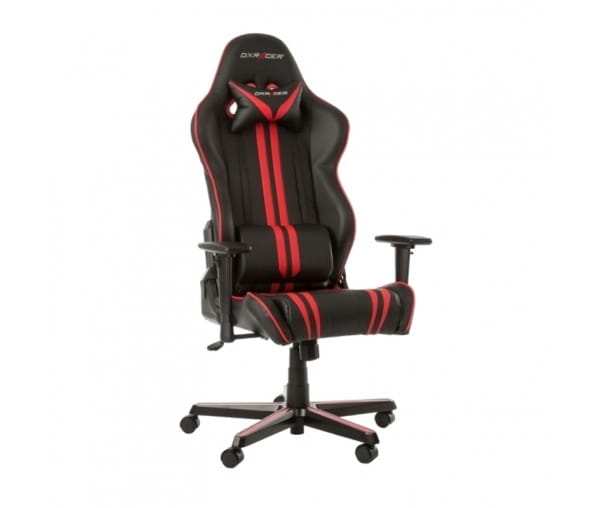 Игровое кресло DXRacer Racing OH/RZ9/NR (Black/Red)