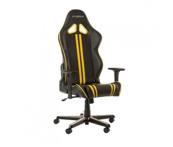 Игровое кресло DXRacer Racing OH/RZ9/NY (Black/Yellow)