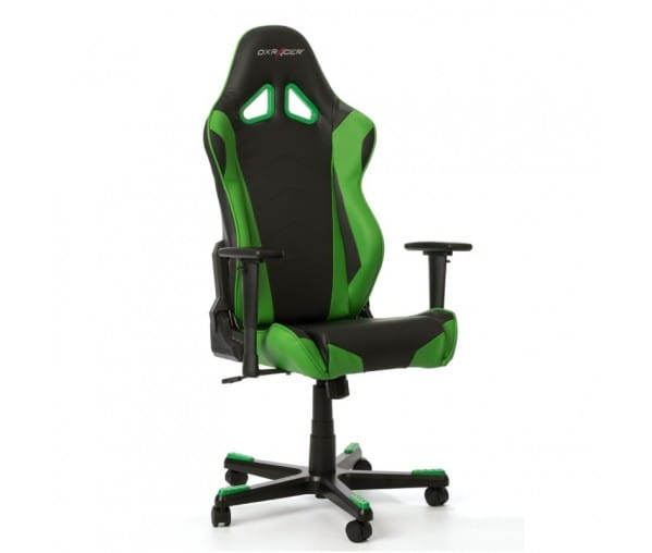 Игровое кресло DXRacer Racing OH/RE0/NE (Black/Green)