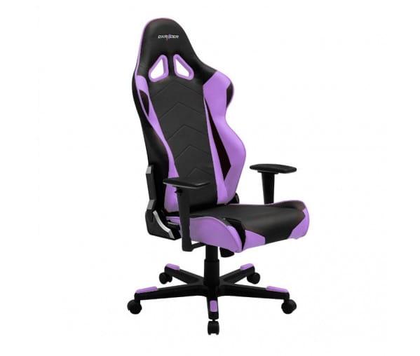 Игровое кресло DXRacer Racing OH/RE0/NV (Black/Violet)