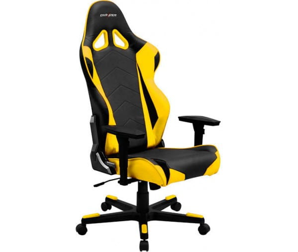 Игровое кресло DXRacer Racing OH/RE0/NY (Black/Yellow)