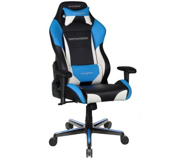 Игровое кресло DXRacer Drifting OH/DM61/NWB (Black/White/Blue)