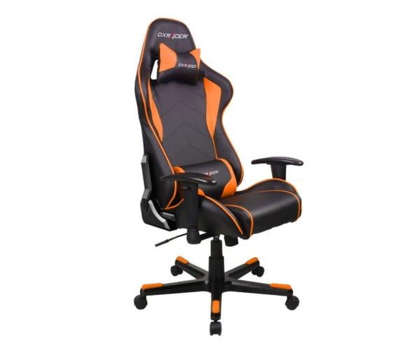 Игровое кресло DXRacer Formula OH/FE08/NO (Black/Orange)