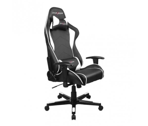 Игровое кресло DXRacer Formula OH/FE08/NW (Black/White)