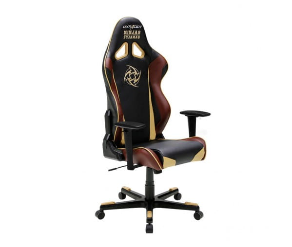 Игровое кресло DXRacer Special Edition OH/RE126/NCC/NIP (Black/Brown/Beige)