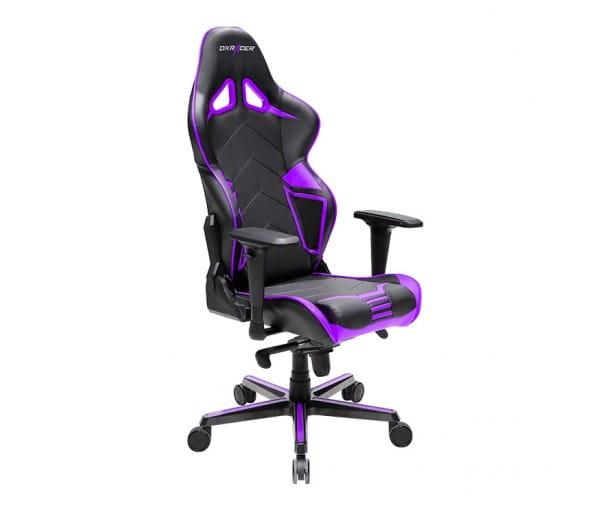 Игровое кресло DXRacer Racing OH/RV131/NV (Black/Purple)