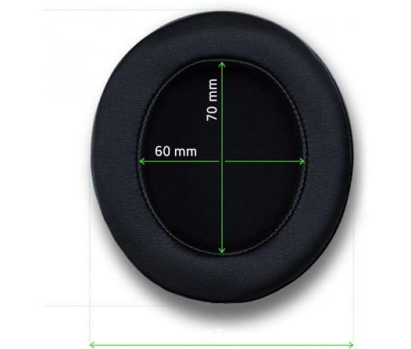 Амбушюры Razer для ManO'War (Oval) Ear Cushion Cooling-Gel Infused Cloth