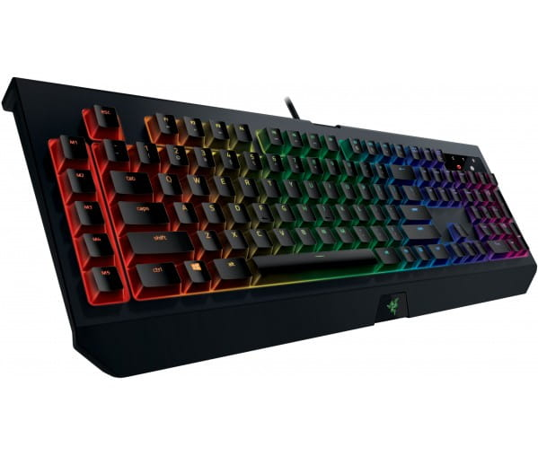 Клавиатура Razer BlackWidow Chroma V2 (Green Switch)
