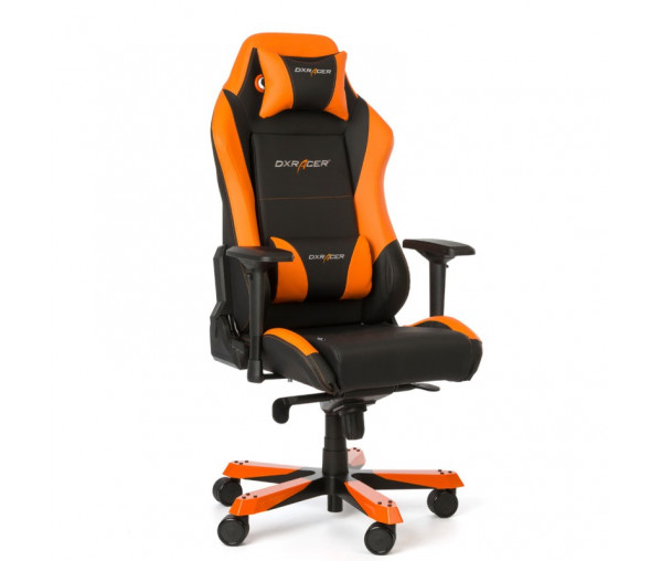 Игровое кресло DXRacer Iron OH/IS11/NO (Black/Orange)