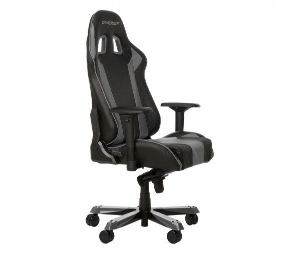Игровое кресло DXRacer King OH/KS06/NG (Black/Green)