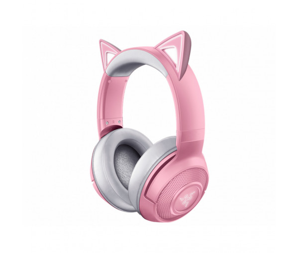 Наушники Razer Kraken BT Kitty Edition Quartz