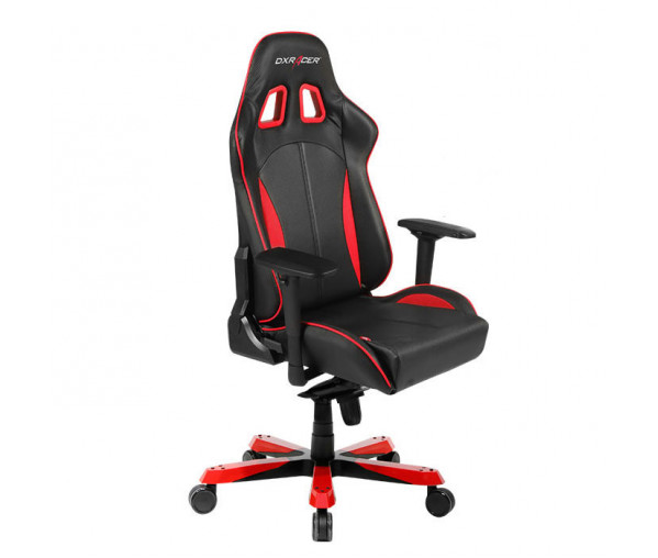 Игровое кресло DXRacer King OH/KS57/NR (Black/Red)