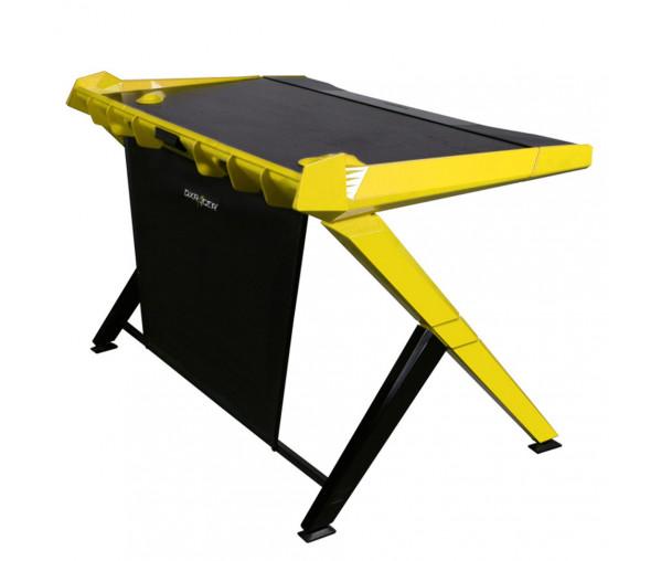 Геймерский стол DXRacer Gaming Desk GD/1000/NY (Black/Yellow)