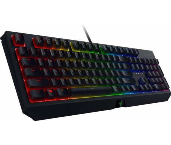 Клавиатура Razer BlackWidow (2019) Black USB (Green Switch)