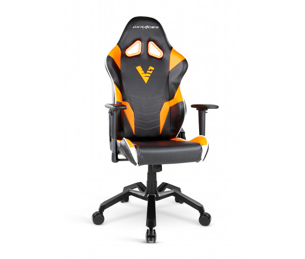Игровое кресло DXRacer Valkyrie OH/VB15/NOW (Black/Orange/White)
