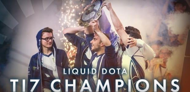 Киберспортивная команда Team Liquid при помощи Razer с ошеломительной победой вошла в историю киберспорта на турнире The International 2017