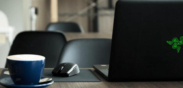 Razer презентовал идеальную беспроводную мышь для эффективной работы на ноутбуках
